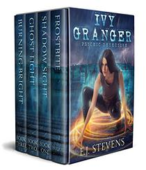 Ivy Granger Psychic Detective Box Set: Frostbite, Shadow Sight, Ghost Light, Burning Bright