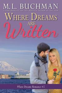 Where Dreams Are Written: a Pike Place Market Seattle romance