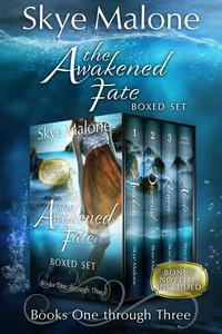 The Awakened Fate Series Starter Box Set: Books 1-3.5