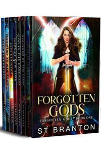 Forgotten Gods Omnibus (Books 1-8): Forgotten Gods, Goddess Scorned, Hounded by the Gods, God in the Darkness, Gods of New York, God Country, Haunted by the Gods, Gods Remembered