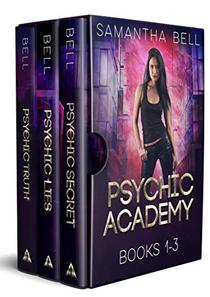 Psychic Academy: A Paranormal Academy Romance Series Boxed Set