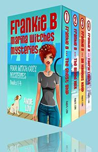 Frankie B - Boxed Set - Books 1-4: Four paranormal cozy mysteries
