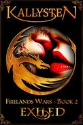 Exiled: A Dragon Shifter Novel