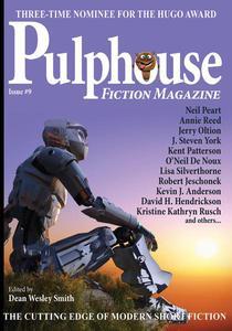 Pulphouse Fiction Magazine Issue #9