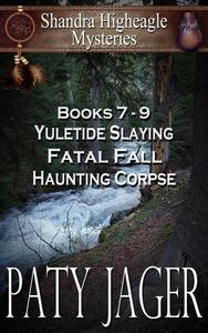 Shandra Higheagle Mystery Books 7-9