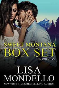 Sweet Montana Boxed Set 1-5: A Contemporary Western Romance