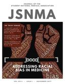 JSNMA Fall 2017 Addressing Racial Bias in Medicine