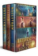 Whyborne and Griffin, Books 7-9