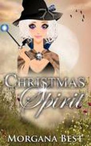 Christmas Spirit (Cozy Mystery)
