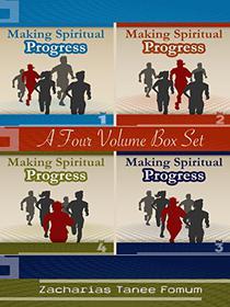 Making Spiritual Progress (The Complete Box Set of Four Volumes)