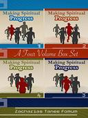 Making Spiritual Progress (The Complete Box Set of Four Volumes)