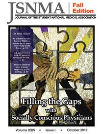 JSNMA Fall 2018 Filling the Gaps with Socially Conscious Physicians