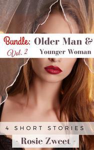 Bundle: Older Man & Younger Woman Vol. 2 (4 short stories)