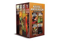 Kevin J. Anderson's Selected Stories Boxed Set
