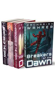 Dawn Saga Box Set: The Complete Space Opera Series