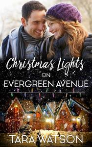 Christmas Lights on Evergreen Avenue