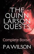 The Quinn Larson Quests: An Urban Fantasy Thriller
