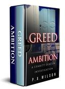 Greed and Ambition: A Female Private Investigator Mystery series