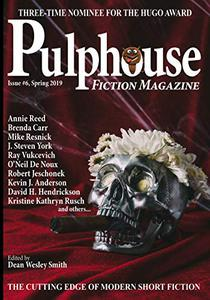 Pulphouse Fiction Magazine #6