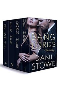 Bang Lords Box Set (4 Book Series): A Second Chance Dark Fantasy Romance