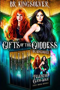 Gifts of the Goddess: Telepathic Clans Saga, Five Book Bundle