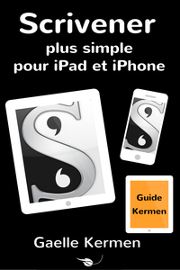 Scrivener plus simple pour iPad et iPhone