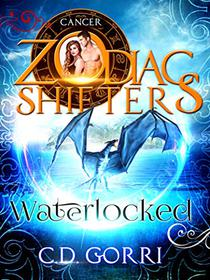 Waterlocked: A Zodiac Shifters Paranormal Romance: Cancer (Wardens of Terra 2)
