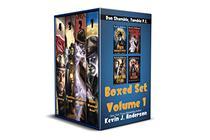 Dan Shamble, Zombie P.I. Boxed Set Volume 1: Dan Shamble, Zombie P.I. 1-4