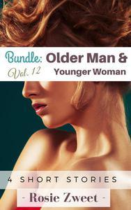 Bundle: Older Man & Younger Woman Vol. 12 (4 short stories)