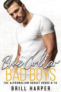 Blue Collar Bad Boys: Books 8-10