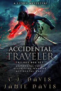 Accidental Traveler Box Set Volumes 1-3