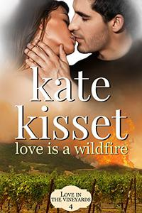 Love is a Wildfire: Enemies to Lovers Romance, Second Chance Romance, Female Firefighter Romance
