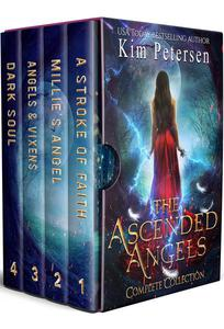 The Ascended Angels Complete Collection (A Dark Paranormal Romance)