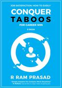 Job Satisfaction: How To Easily Conquer Taboos For Career Win [E-Book]