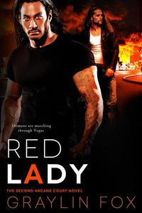 Red Lady: The Second Arcane Court Novel