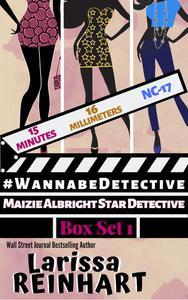 #WannabeDetective, Maizie Albright Star Detective Box Set 1