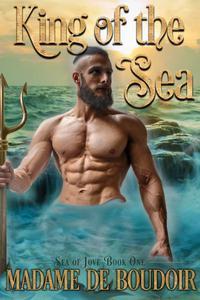 King of the Sea: A Paranormal Merman Erotic Romance