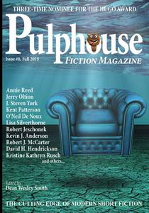 Pulphouse Fiction Magazine Issue #8