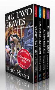 The Solomon Gray Series: Books 1 to 4: Gripping Police Thrillers With A Difference