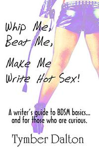 Whip Me, Beat Me, Make Me Write Hot Sex