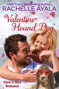 Valentine Hound Dog