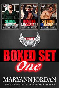 Saints Protection & Investigations Box Set (Books 1,2,3): Serial Love, Healing Love, Seeing Love