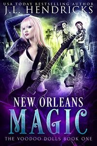New Orleans Magic: Urban Fantasy Series