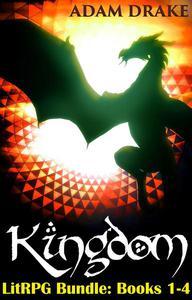 Kingdom LitRPG Bundle: Books 1-4
