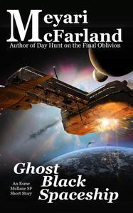 Ghost Black Spaceship