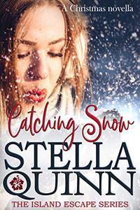 Catching Snow: A Romantic Suspense Christmas Novella