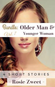 Bundle: Older Man & Younger Woman Vol. 7 (4 short stories)