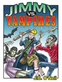 Jimmy vs. Vampires