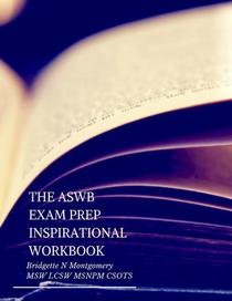 The Aswb Exam Prep Inspirational Workbook