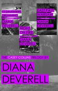 The Casey Collins Trilogy*12 Drummers Drumming*Night on Fire*East Past Warsaw